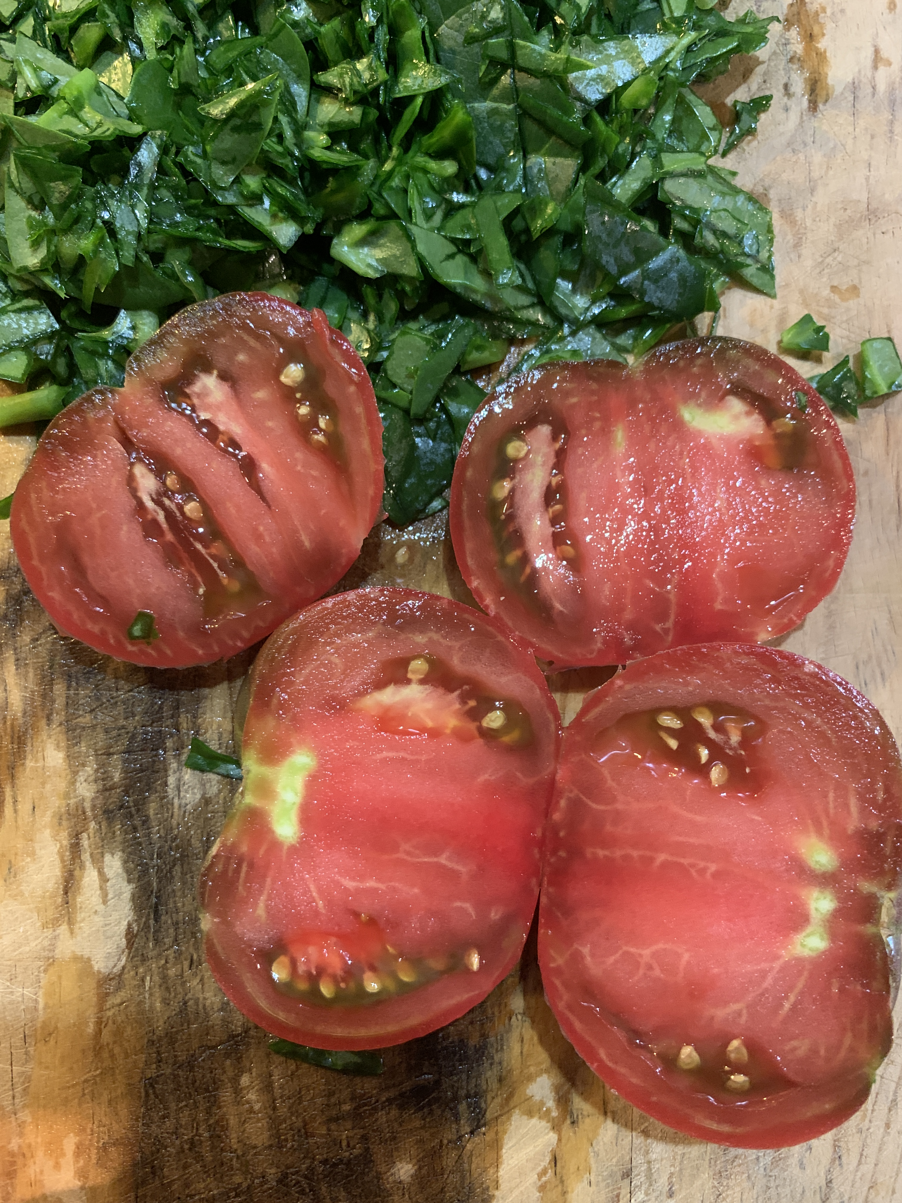 Shindy's Heirloom Tomatoes