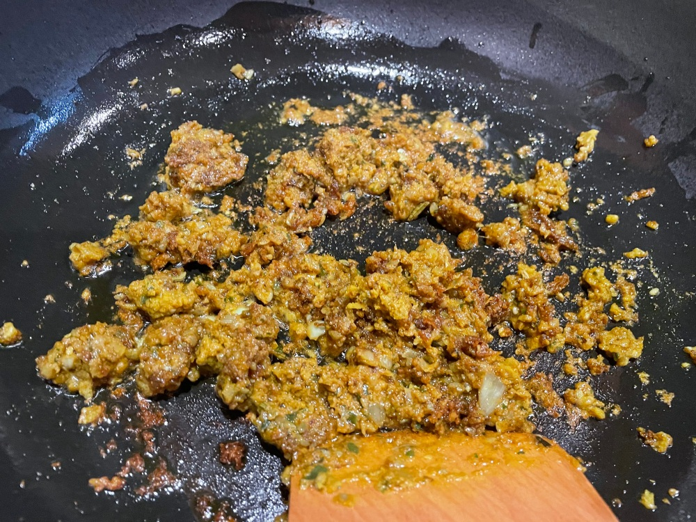 Bunjal the Curry Paste